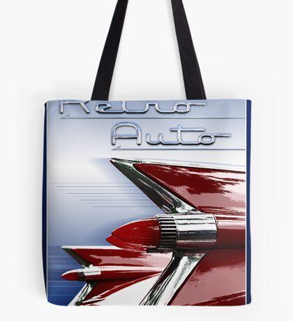 Retro Auto Tote Bag