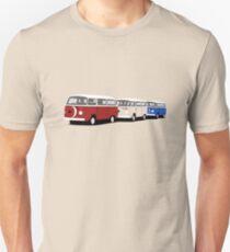 Volkswagen Campervan T2 Group T-Shirt