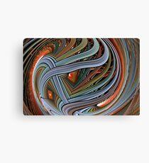 Spherical Canvas Print