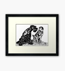 Impossible is Nothing - Just Do It Framed Print