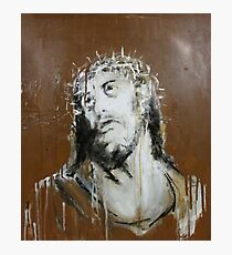 Crown Of Thorns (Re-worked) Photographic Print