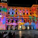 Vivid Sydney 2011 - Customs House by Skye24Blue