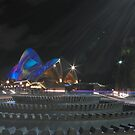 Vivid Sydney 2011 - The Sydney Opera House (2) by Skye24Blue