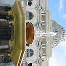 Capitol Fountain by iagomega