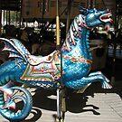 Carousel Dragon by iagomega