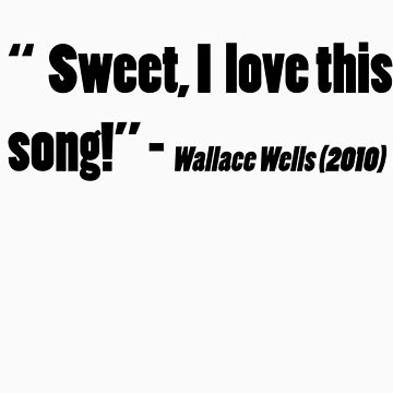 Wallace Wells Quote by thealexisdesign