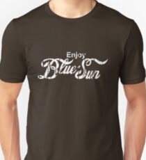 Enjoy Blue Sun T-Shirt
