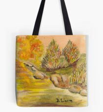 fall freedom Tote Bag