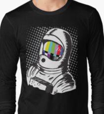 Lost Signal Cool Graphic Shirt Long Sleeve T-Shirt