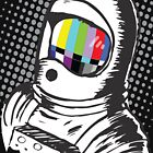 Lost Signal Cool Graphic Shirt by 785Tees