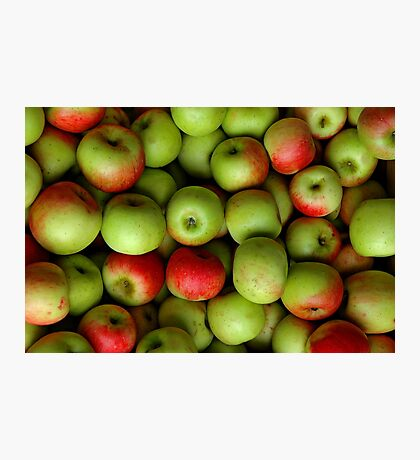 I'm Thinking Apple Pie Photographic Print