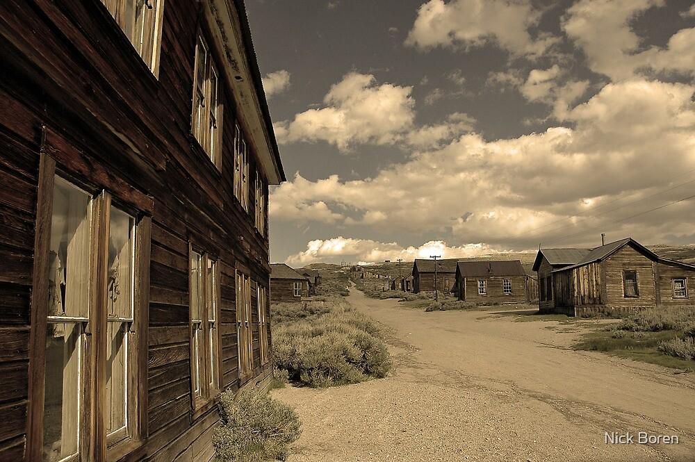 Bodie California 6 by Nick Boren