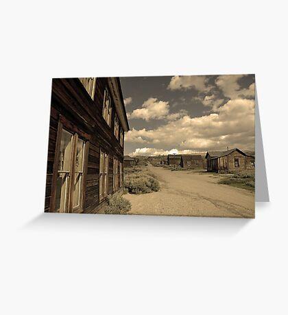 Bodie California 6 Greeting Card