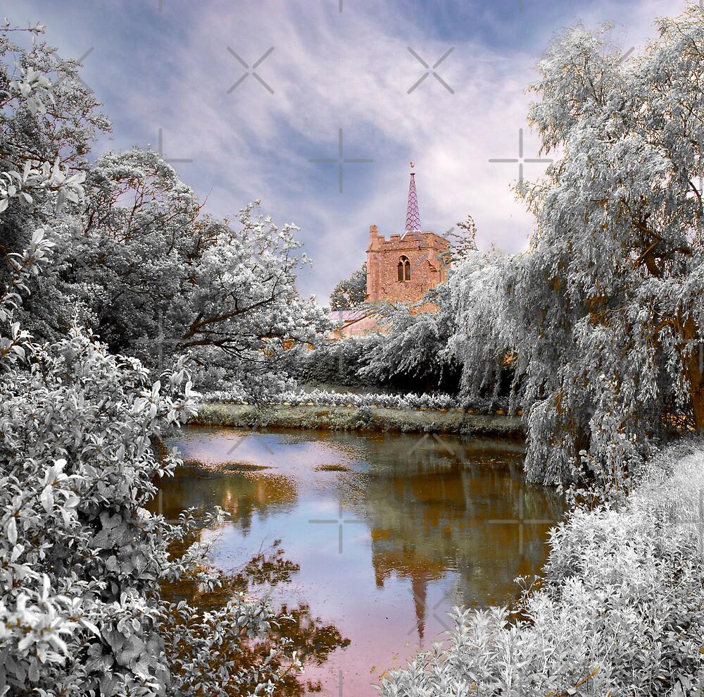 St.Georges Church,Anstey by Geoff Carpenter
