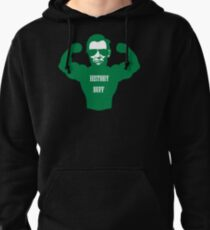History Buff Pullover Hoodie