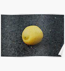 Bitter Lemon Poster