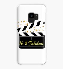 SWEET 16 YEAR OLD MOVIE STAR QUEEN Case/Skin for Samsung Galaxy