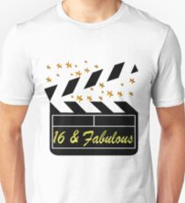 SWEET 16 YEAR OLD MOVIE STAR QUEEN T-Shirt