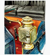 1911 Ford Model T, Lamp Poster