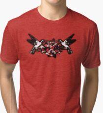 Hummingbird Harmony Tri-blend T-Shirt