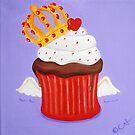 Queen of hearts by Cat-Von-Art