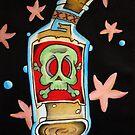 Poison message by Cat-Von-Art