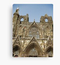 Gothic style! Canvas Print