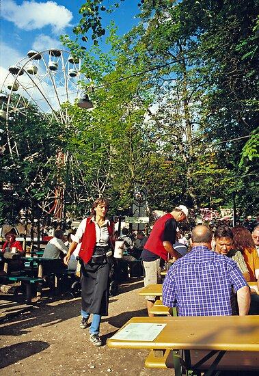 Annafest in Forchheim, Germany, 2003. by David A. L. Davies