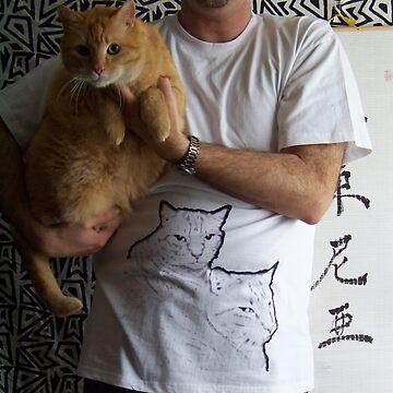 me & Castor the original by AnnoNiem