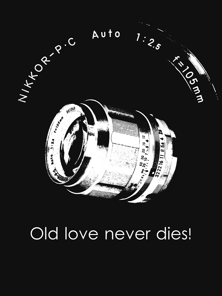 Nikkor 105mm White Old love never dies! by BKSPicture