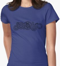 The Doctor Women's Fitted T-Shirt