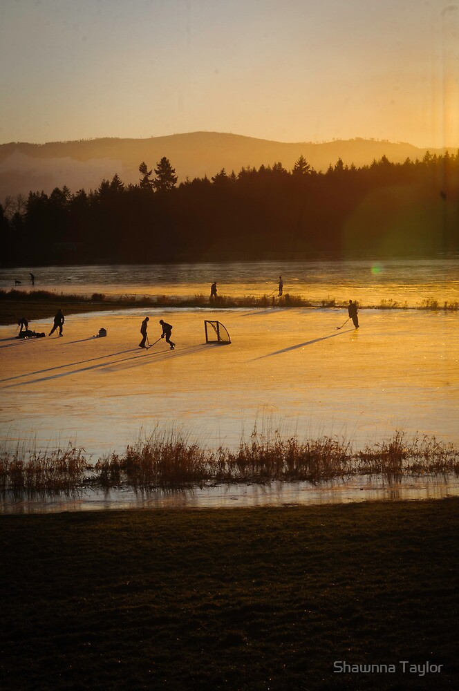A great winter sport by Shawnna Taylor