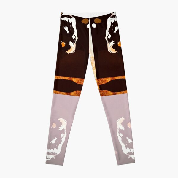 Old Hollywood Pop Art Leggings