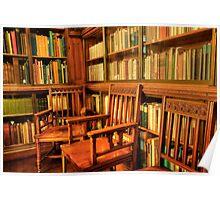 John Rylands Library (HDR) 2 Poster