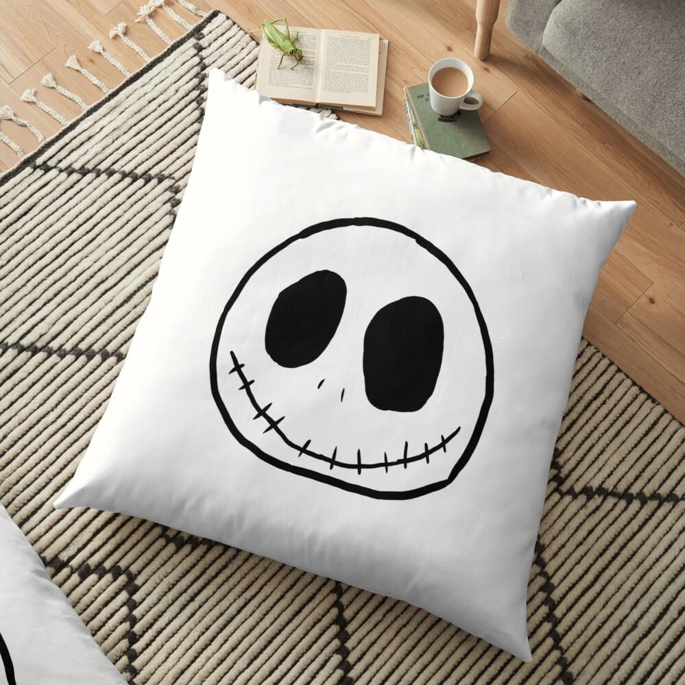 Jack skellington Floor Pillow