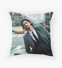Adam Driver Throw Pillow