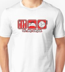 Eat. Sleep. Volleyball. T-Shirt