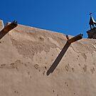 Adobe Church 3, Truchas, NewMexico by VoxOrpheus