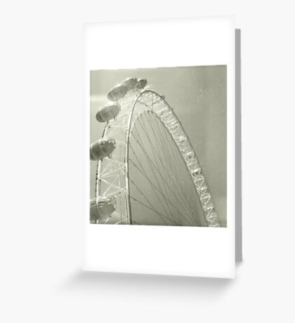 Eye III Greeting Card