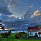 Brown's Point & Lighthouse, near Tacoma Washington by nwexposure