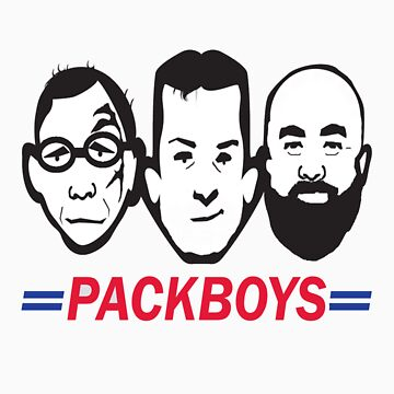 Pack Boys by christanski