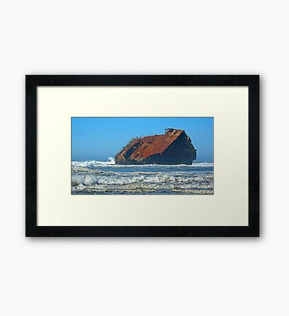The New Carisa Framed Print