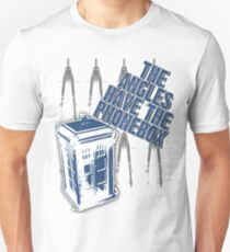 The Angles Have The Phonebox T-Shirt