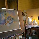Work in Progress by Lynda Robinson