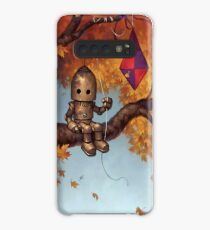The Mystery of Flight Case/Skin for Samsung Galaxy