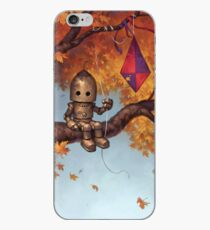 The Mystery of Flight iPhone Case