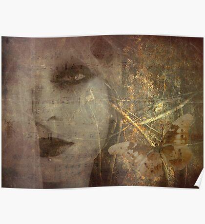 Golden Metamorphosis Poster