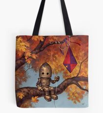 The Mystery of Flight Tote Bag