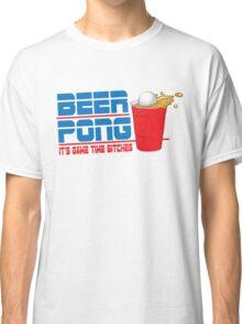 Funny Shirt - Beer Pong  Classic T-Shirt