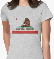 Funny Shirt - California State Flag T-Shirt